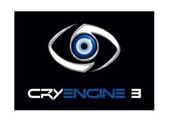 """Üniversiteler için """"Crytek"""" kıyağı."""