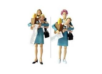 Kadın olmak, anne olmak, eş olmak, ağır işçi olmak