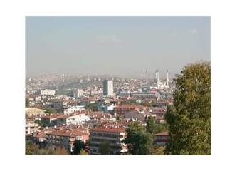 Ankara başkent olduğunun farkına var...