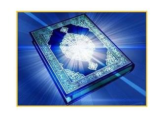 Kur'an 'Diri'leri muhatap alır