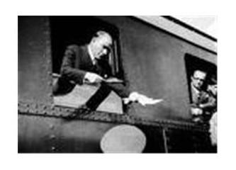 Demiryolu ve Kemal Atatürk