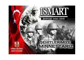 18 Mart Çanakkale Zaferi - Şehitleri Anma Günü!