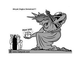 """Ülkeme """"demokrasi"""" geldi?!"""