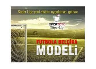 Türkiye Ligi'nde PlayOff statüsü