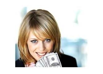 Kadının parası