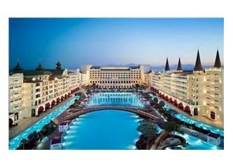 Avrupanın En Lüks Ve Pahalı Oteli Antalyada Açılıyor Turizm