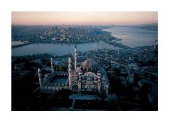 Bütün özellikleriyle ''Süleymaniye Camii''