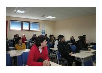 İŞKUR'un açtığı kursa 3000 kişi başvurdu…