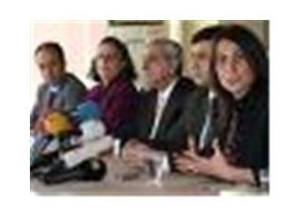 BDP ve DTK'nın sivil itaatsizlik eylemi...