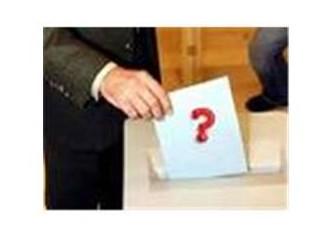 Neden liderler tercihi konusunda, oy kullanmak zorunda bırakılıyoruz?