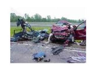 Her yıl trafik kazasında ne kadar insan ölüyor?