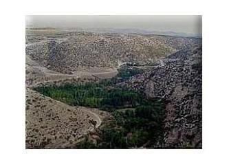 Dünyanın ikinci büyük kanyonu.. Ulubey Kanyonu