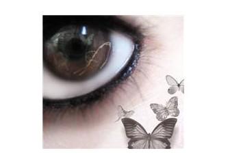 Gözlerinde yaşamak
