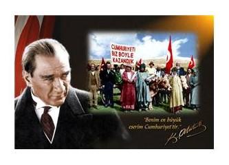 Sözde Atatürkçüler Sevinsin, Özdekiler De Düşünsün