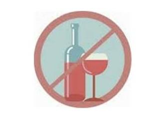 İçki yasağı