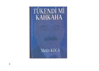 Şair Metin Koca'nın kitabı