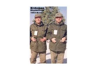 Askerlik arkadaşım Erdoğan Büyükkasap