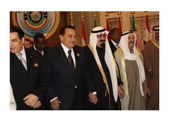 Araplar Kendilerine Lider Gibi Liderler Bulduğunda; ABD olacaklar!