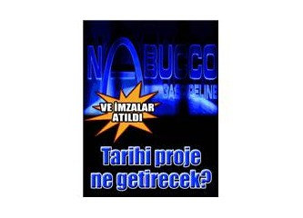 Nabucco Projesi ve Türkiye