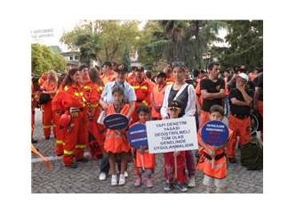 17 Ağustos 1999 Marmara Depremi'nin 10.yıl anma törenleri