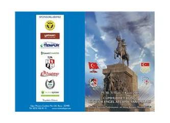 Binicilikte Cumhuriyet Kupası şöleni