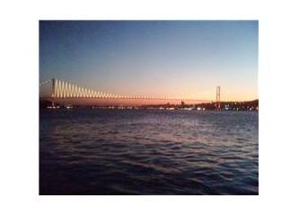 3. Köprü çözüm değil! Çözüm deniz altından Metro