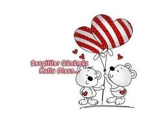 Sevgililer günü…