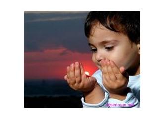 Her zaman ve her yerde dua edilir