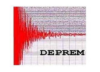 17 Ağustos Depreminde Yaşadıklarım..