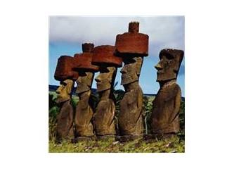 Moai, dev heykelleri ve hırsın hazin sonu…
