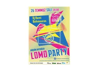 Lomo Party - 26 Temmuz 2011
