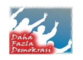 Demokrasi, Özgürlük ve Aydınlarımız..