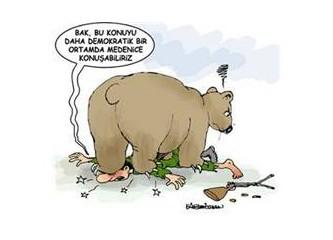 Demokrasi demokrasi dedikleri...