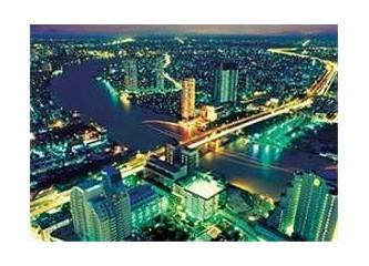Bangkok'un Klongları
