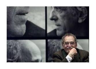 Kelimelerin Salvador Dali 'si; Gabriel Garcia Márquez..