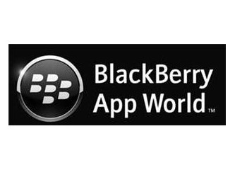 Blackberry AppWorld nihayet!