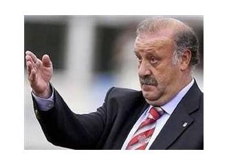 Vuvuzela'dan Del Bosque çıktı.