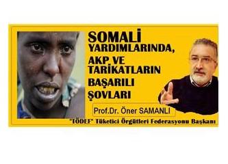 Türkiye'deki sorunları öteledik, dünyanın mağdurlarıyla ilgilenmekle meşgulüz..