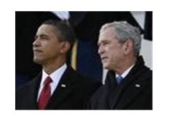 Bush ve Obama bütçeleri