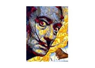 Salvador Dali, delilik ile dahilik arasında gidip gelen sarkaç
