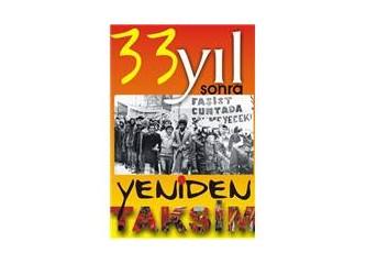 Taksim'de her dilden 1 Mayıs marşı okunacak