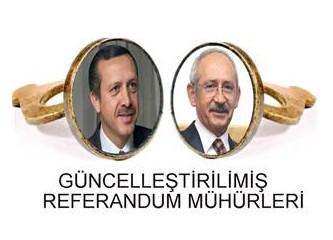 Yeni Referandum Konuları