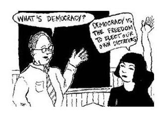 Demokrasi mi ? Paralokrasi mi ?