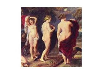 Troya -1- İlk güzellik yarışması