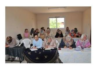 Mersin'in Yenişehir İlçe belediyesi, Halk Eğitim Kurslarına hız verdi...