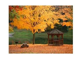Sonbahar ve üşüyen ruhlar