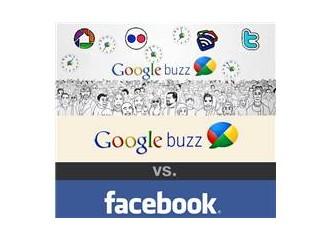 Facebook ile cıvıttık, Twitter ile cıvıldadık, Google Buzz ile vızıldayacağız!