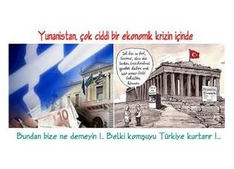 Yunanistan'ı Türkler kurtarırsa...