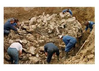 SREBRENİTSA hala ağlıyor.. Hala ağıtlar yükseliyor Bosna'dan…