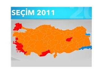 Seçmen AK Parti'yi çok ciddi bir eşiğe getirdi